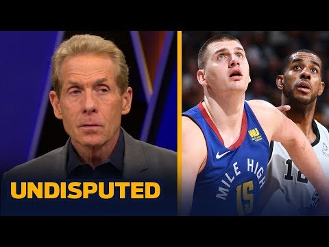 Nuggets flipped the switch, throttled the Spurs with their defense – Skip Bayless | NBA | UNDISPUTED