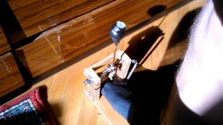 DIY Bass Drum Pedal