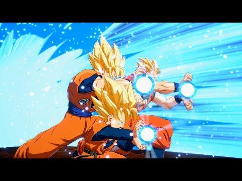 Dragon Ball FighterZ - All Ultimate Attacks (4k 60fps) ドラゴンボール ファイターズ