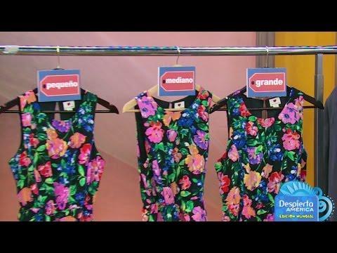 La verdad detrás de las tallas de ropa