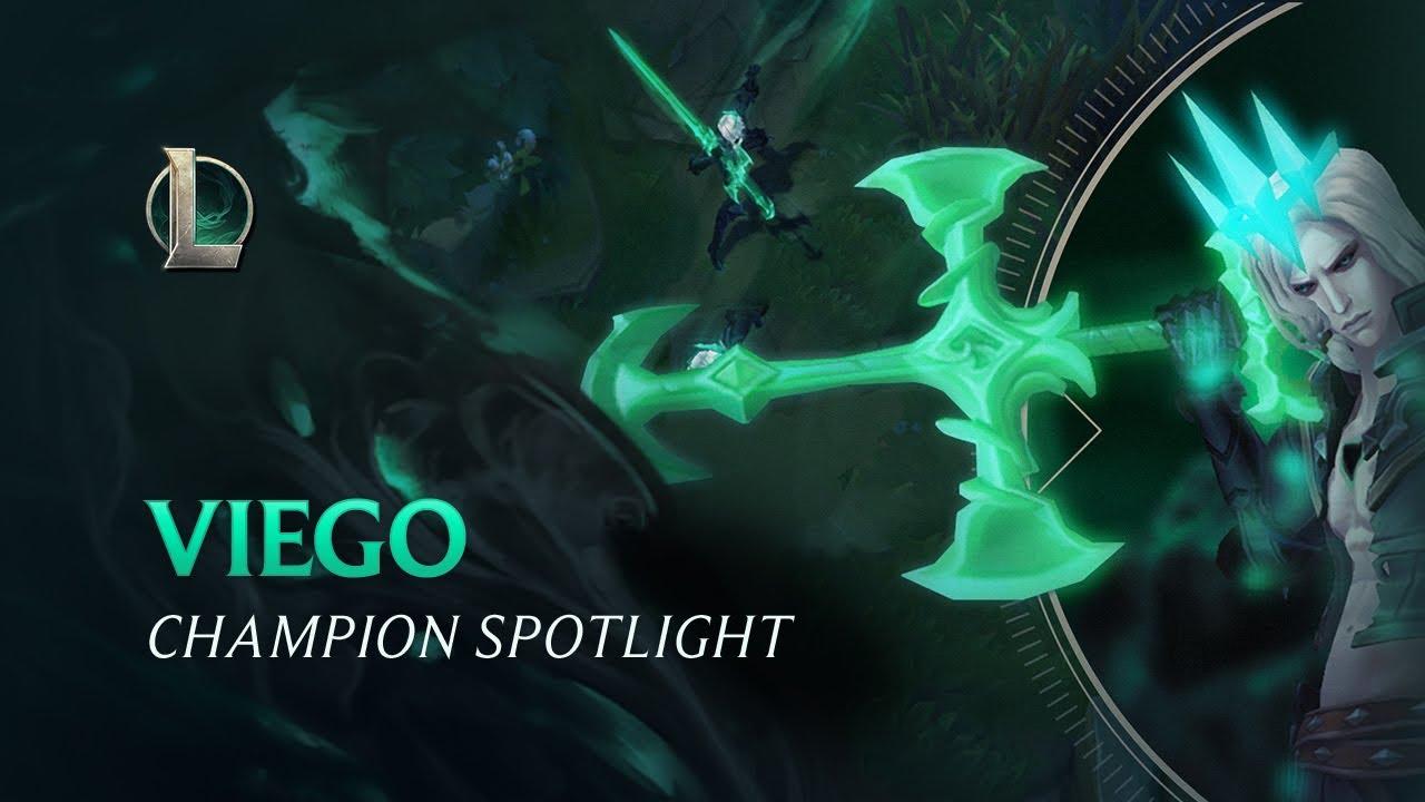 Viego Champion Spotlight | Gameplay - League of Legends