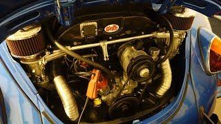 Totalcar Erőmérő: Volkswagen Bogár 1300 - Scat tuning