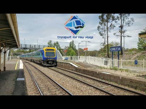 Transport for NSW Vlog No.1069 Greta