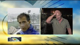 Jim Cantore: Then and Now