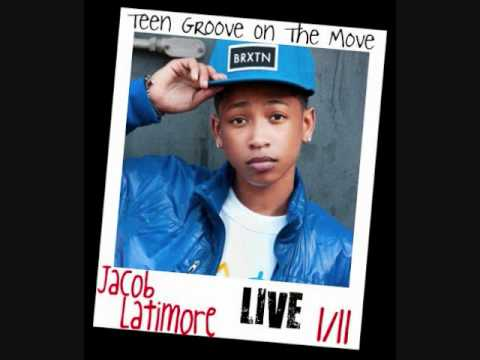 Jacob Latimore LIVE on Teen Groove On The Move