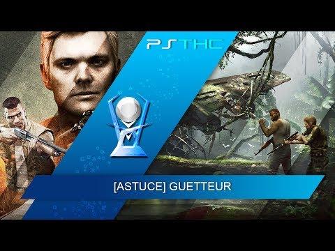 Mafia III [DLC] - La hache de guerre - [Astuce] Trophée Guetteur