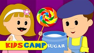 Johny Johny Yes Papa | Nursery Rhymes | Fun Rhymes By Kidscamp