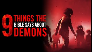 Demons are as Real as you are and this is what you Need To Know about them