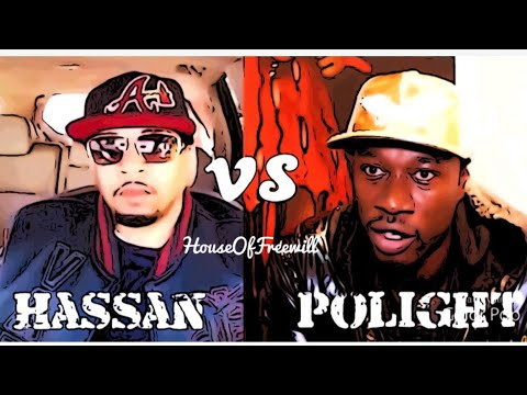Brother Polight VS Hassan REMATCH!! The Gloves Are Off! CONSCIOUS COMMUNITY WARS PART 11 MUST WATCH