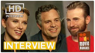 Avengers: Age of Ultron | Interview Special with Chris Evans, Scarlett Johansson, Mark Ruffalo