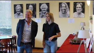 Wethouder Soeterboek opent fototentoonstelling 'Wij in Spijk' / Spijkenisse 2019