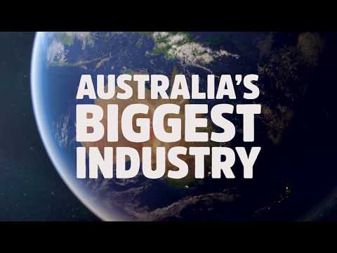 We are Australia's Biggest Industry