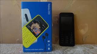 Siemens Xelibri 4 ringtones on Nokia 220