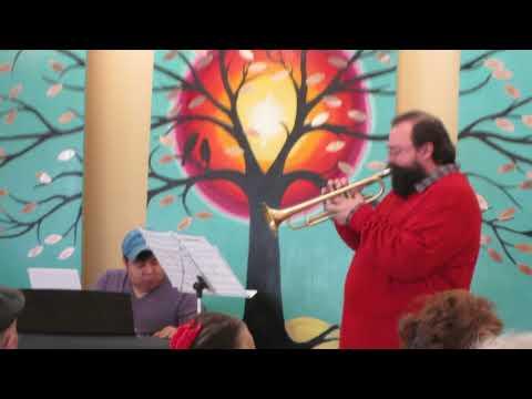 Breaking Rubrics Concert at Hagaman Memorial Library East Haven, CT December 16 2017 Video