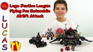 Lego Justice League Flying Fox Batmobile Airlift Attack Set 76087 - LEGO DC Comics Superheroes 2017