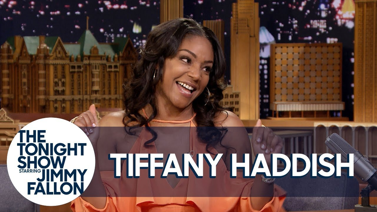 Tiffany Haddish Killed a Guy at a Bar Mitzvah but It's Not What It Sounds Like