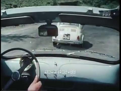 La Nuova 500 Tocci Fiat 500 1957 Ita Vv