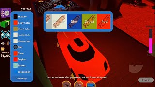 Getting to level 30  Roblox Jailbreak  Henry Roblox
