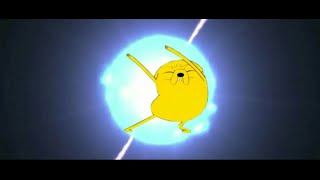 [TKT] Adventure Time Shooting Star Jake The Dog