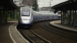 Zugsichtungen / Rheintalbahn / Karlsruhe Hbf  + Rastatt II / 2014-09-13  HD