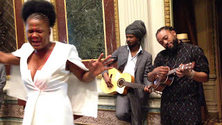 Lady Saw Perform at White House Caribbean Heritage Month