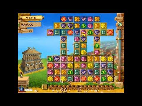 7 Wonders (2006, PC) - 5 of 7: Mausoleum at Halicarnassus [720p50]
