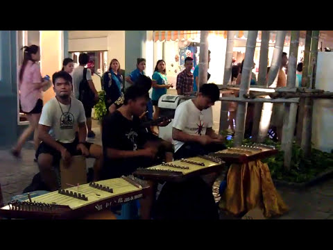 Cover Lagu musik tradisional Thailand x STAFABAND