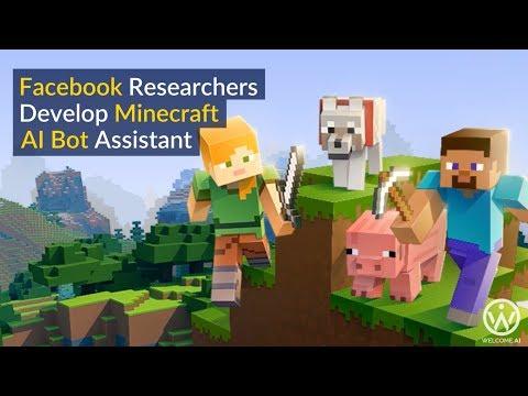 Facebook entraîne son intelligence artificielle dans Minecraft