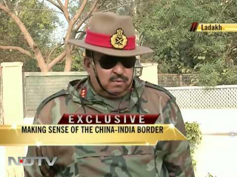 Making sense of the China-India border