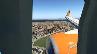 X Plane 11 Zibo 737 800 Advanced Flight Planning General Pre