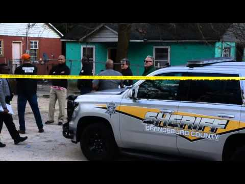 Body found on St. Ann Street, Orangeburg