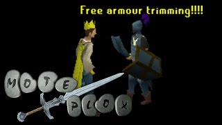 Top 25 Cosmetically Appealing RuneScape Items