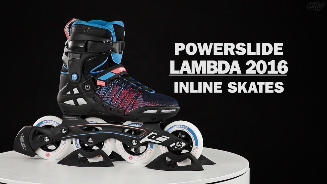 Inlineskating Powerslide Phuzion Epsilon pure Fitness Inline Skates