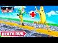 Crazy CO-OP Deathrun with SIMON in FORTNITE! (Fortnite Creative Mode)