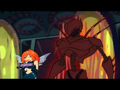 "Winx Club Season 2 Episode 25 ""Face to Face with the Enemy"" RAI English HD"