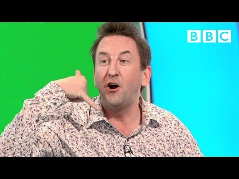 Did Lee Mack Donate his dibber to the British Lawnmower Museum?  - Would I Lie to You? - BBC One