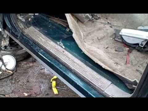 2000 chevy silverado rocker panel repair