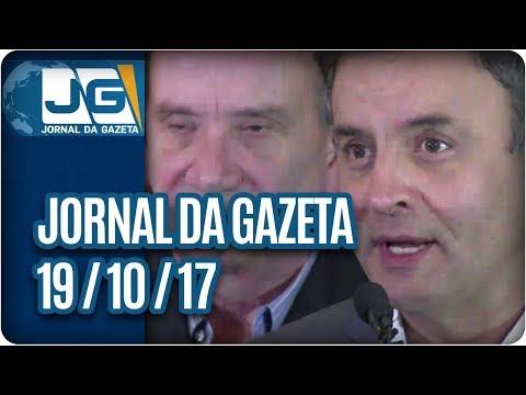 Jornal da Gazeta - 19/10/2017