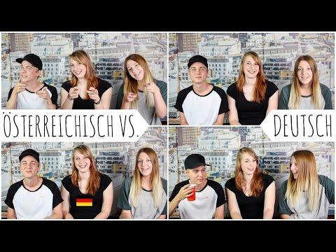 ÖSTERREICHISCH (Steirisch) vs. DEUTSCH (Hessisch) DIALEKTE CHALLENGE l Makata