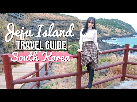 NO VISA TO KOREA?! JEJU ISLAND TRAVEL GUIDE for First Timers! ❤️