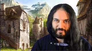 Village, Town or City? Medieval Time Travel