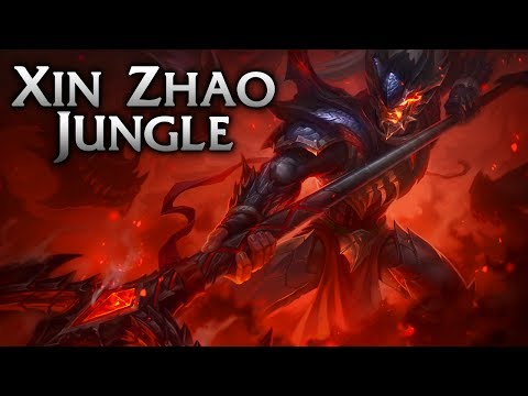 Dragonslayer Xin Zhao Jungle - League of Legends Commentary