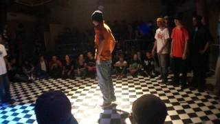 Battle Ouest Sud Session - B.O.S.S. - Saint Michel - 7tosmoke Popping