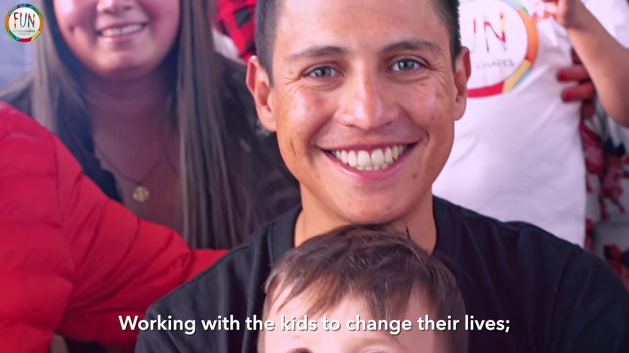 Campaña de Donación Gran Fondo Esteban Chaves 2019