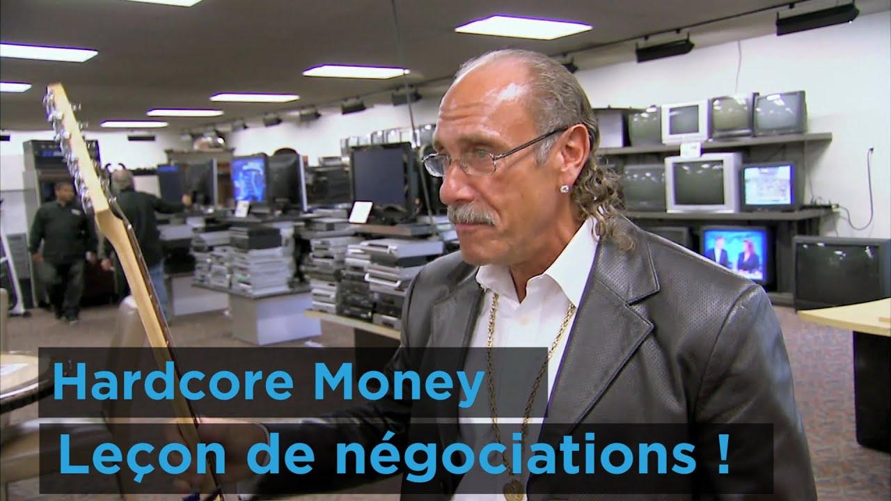 Leçon de négociation ! I Hardcore Money