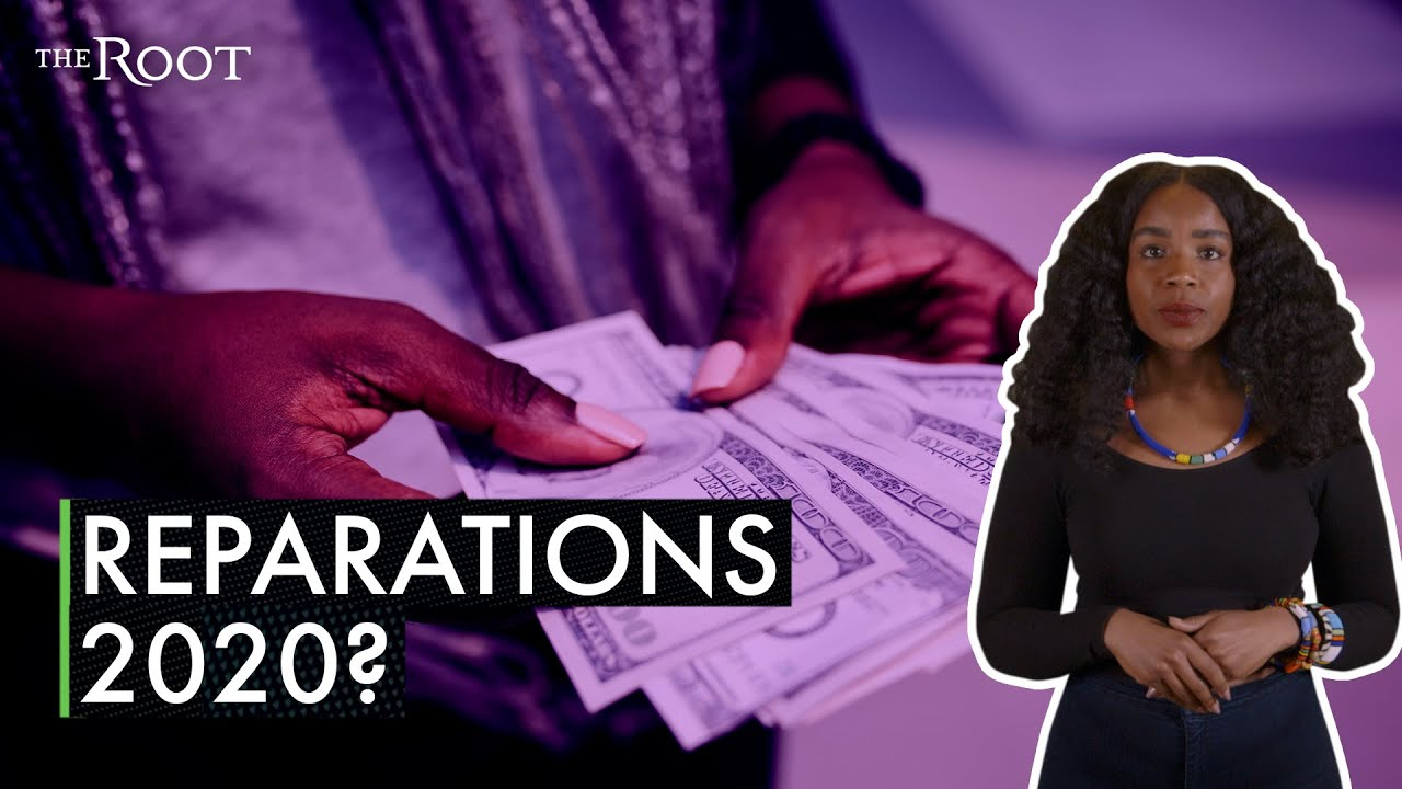 What Are Reparations and Why Are They a Hot Ticket Item in 2020? | Unpack That
