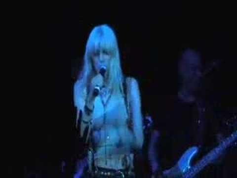 Courtney Love - Pacific Coast Highway