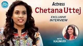 Actress Chetana Uttej Exclusive Interview || #Pichiganachav || Talking Movies With iDream #347