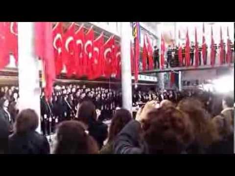 TED Ankara Koleji Andımız Marşı