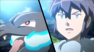 Pokemon XY   Mega metagross vs mega lizardon